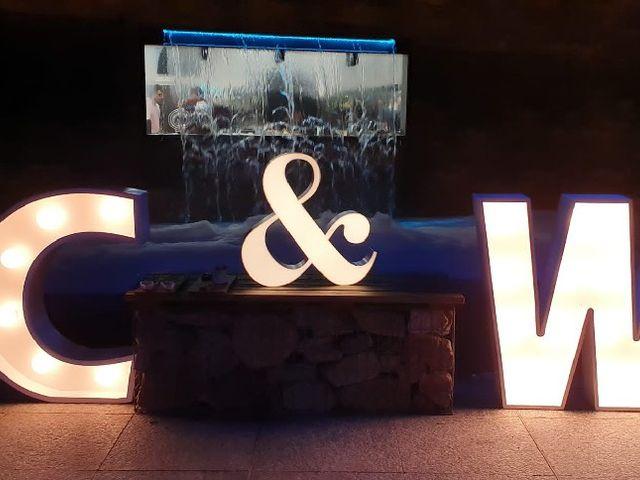 La boda de Walter  y Cris en A Coruña, A Coruña 1