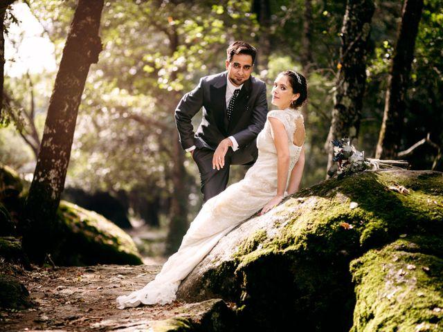 La boda de Visi y Hector