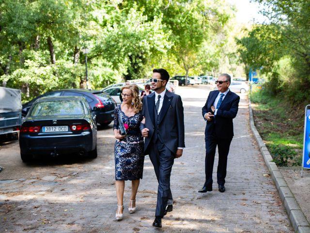 La boda de Hector y Visi en Jaraiz De La Vera, Cáceres 4