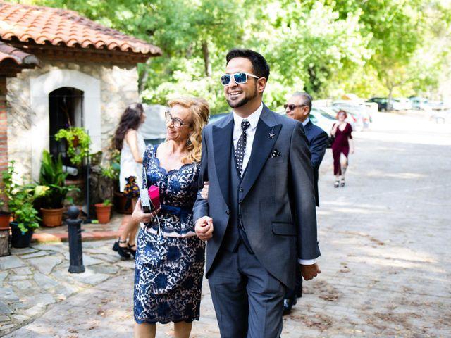 La boda de Hector y Visi en Jaraiz De La Vera, Cáceres 5