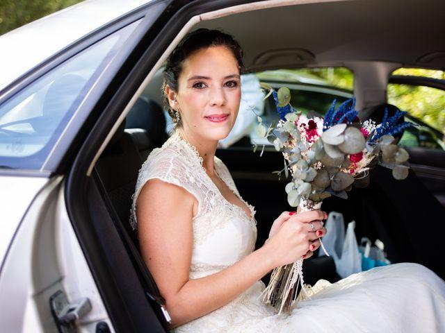 La boda de Hector y Visi en Jaraiz De La Vera, Cáceres 6