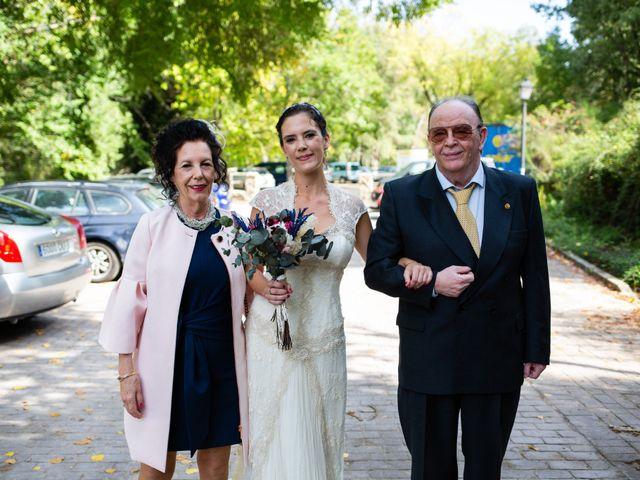La boda de Hector y Visi en Jaraiz De La Vera, Cáceres 7
