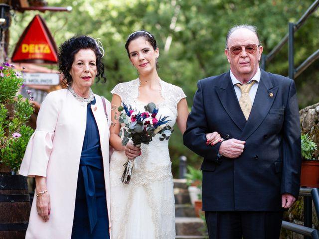 La boda de Hector y Visi en Jaraiz De La Vera, Cáceres 9
