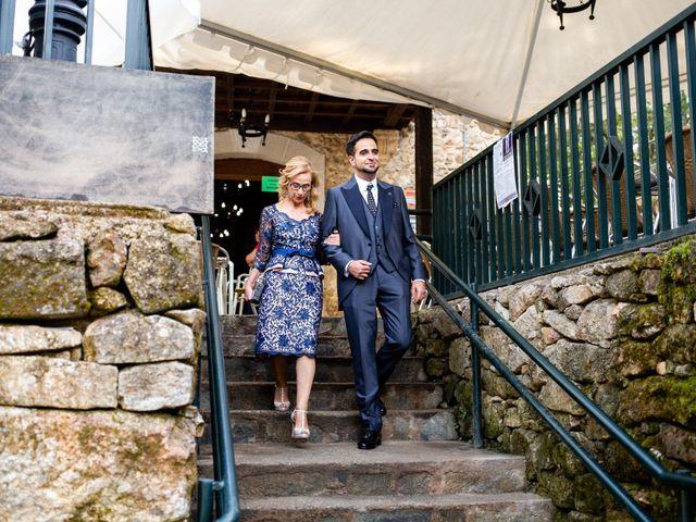 La boda de Hector y Visi en Jaraiz De La Vera, Cáceres 10
