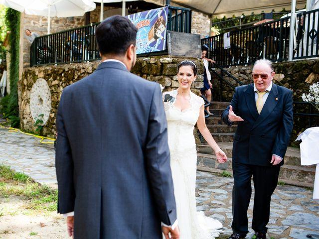 La boda de Hector y Visi en Jaraiz De La Vera, Cáceres 11