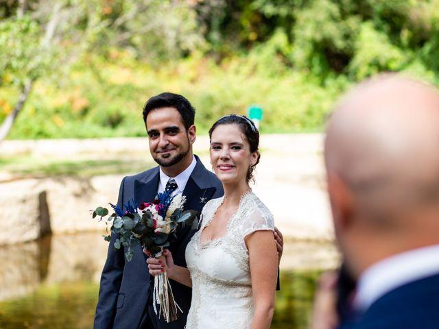 La boda de Hector y Visi en Jaraiz De La Vera, Cáceres 13