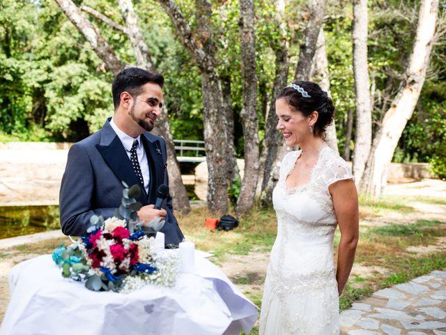 La boda de Hector y Visi en Jaraiz De La Vera, Cáceres 14