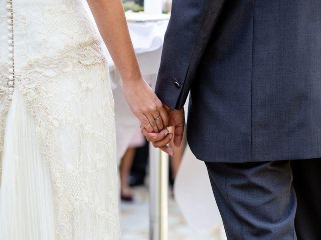 La boda de Hector y Visi en Jaraiz De La Vera, Cáceres 16