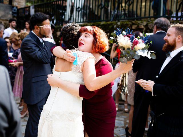 La boda de Hector y Visi en Jaraiz De La Vera, Cáceres 17