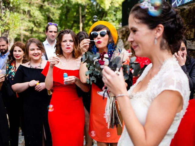 La boda de Hector y Visi en Jaraiz De La Vera, Cáceres 18
