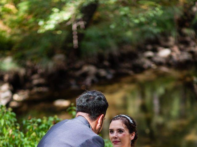 La boda de Hector y Visi en Jaraiz De La Vera, Cáceres 1