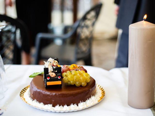 La boda de Hector y Visi en Jaraiz De La Vera, Cáceres 20