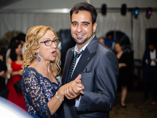 La boda de Hector y Visi en Jaraiz De La Vera, Cáceres 23