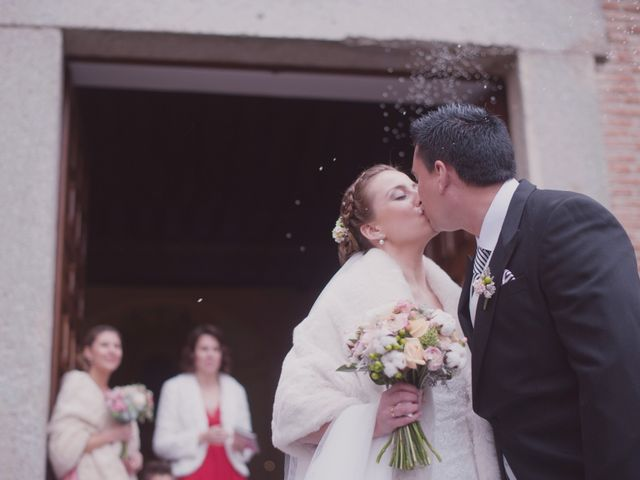 La boda de Iván y Mónica en Las Rozas De Madrid, Madrid 15