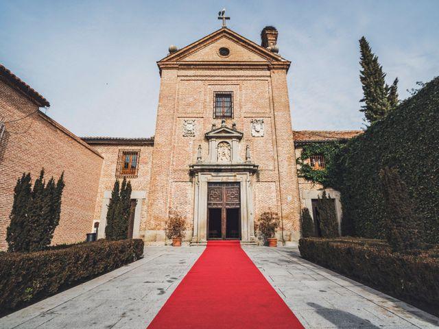 La boda de Angel y Cristina en Boadilla Del Monte, Madrid 3