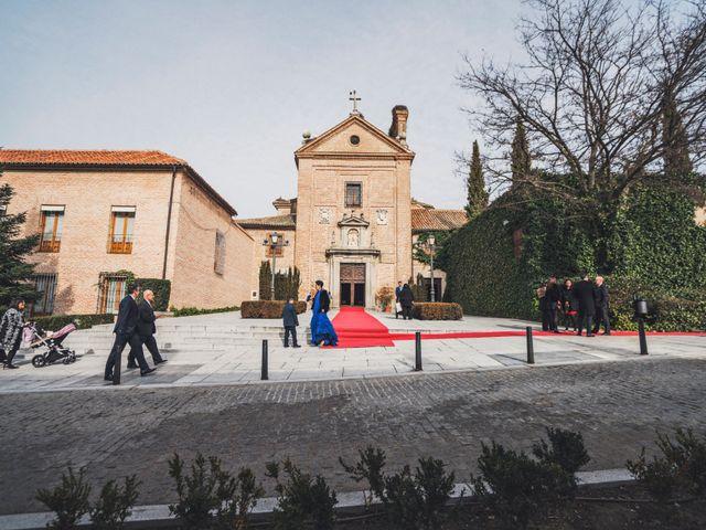 La boda de Angel y Cristina en Boadilla Del Monte, Madrid 4