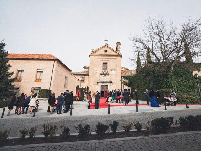 La boda de Angel y Cristina en Boadilla Del Monte, Madrid 5