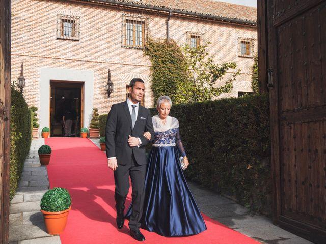 La boda de Angel y Cristina en Boadilla Del Monte, Madrid 6