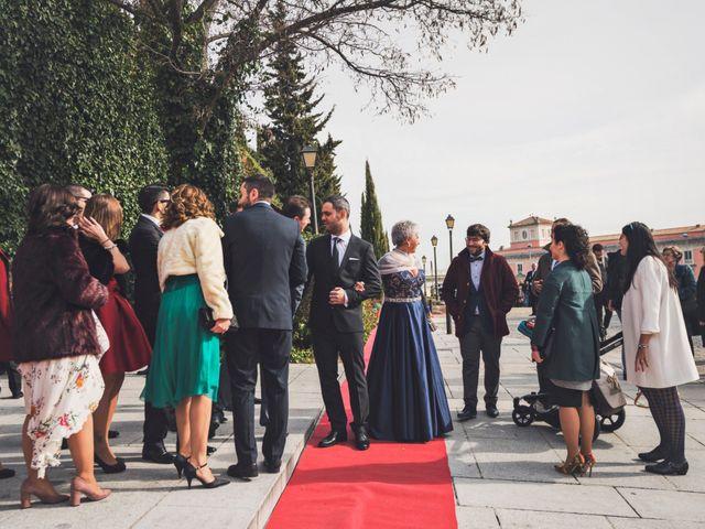 La boda de Angel y Cristina en Boadilla Del Monte, Madrid 7