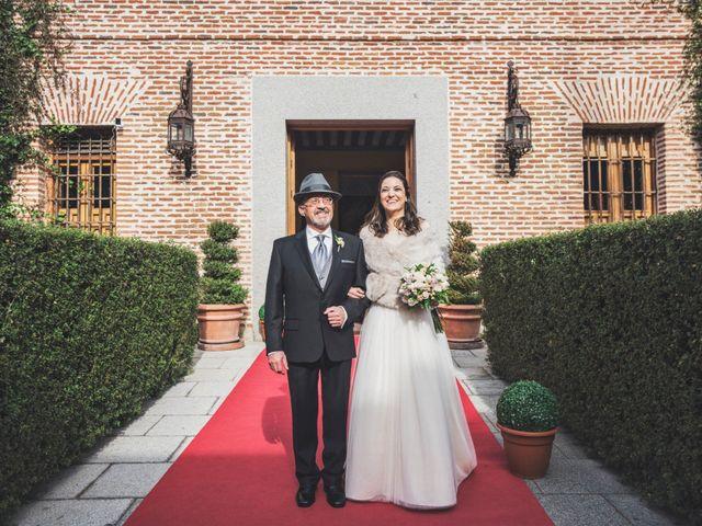 La boda de Angel y Cristina en Boadilla Del Monte, Madrid 9
