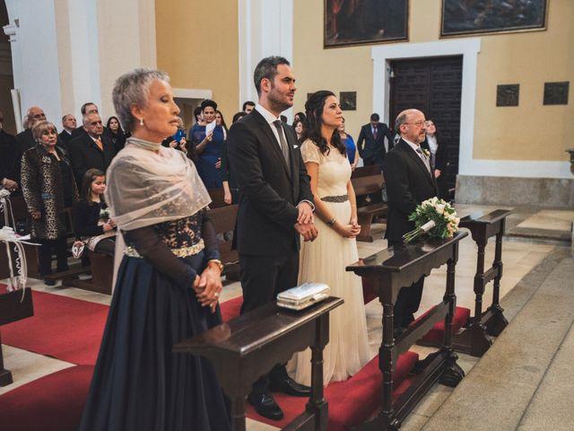 La boda de Angel y Cristina en Boadilla Del Monte, Madrid 12
