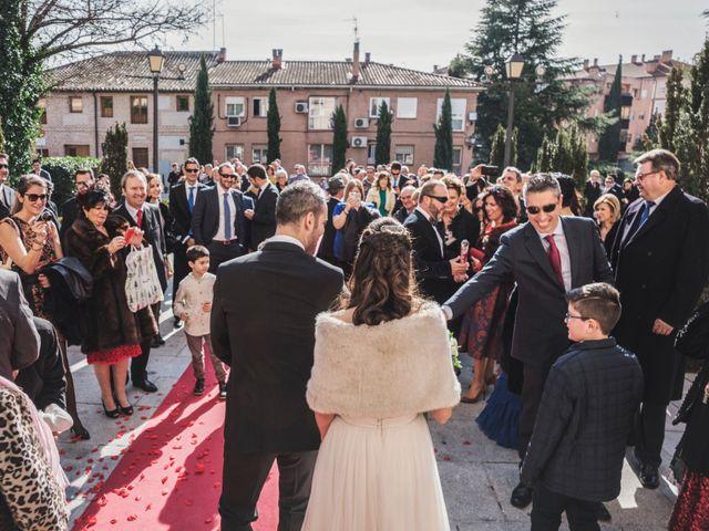 La boda de Angel y Cristina en Boadilla Del Monte, Madrid 14