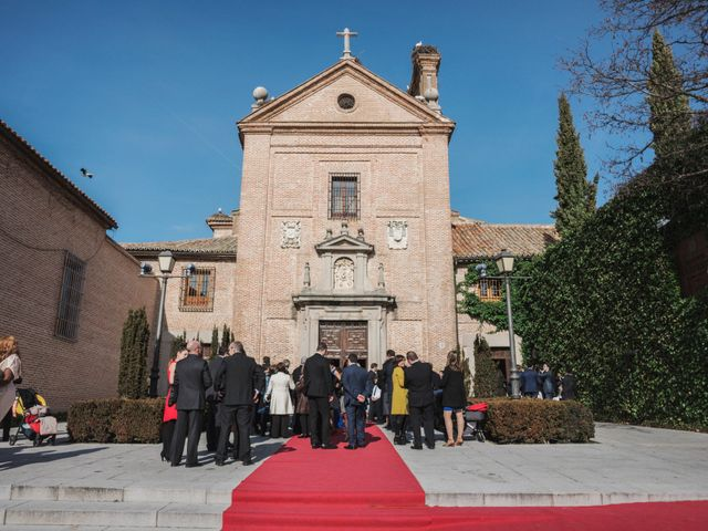 La boda de Angel y Cristina en Boadilla Del Monte, Madrid 15