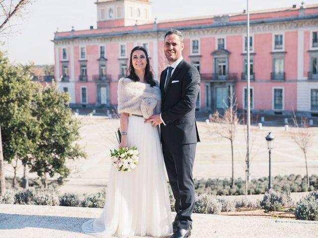 La boda de Angel y Cristina en Boadilla Del Monte, Madrid 16