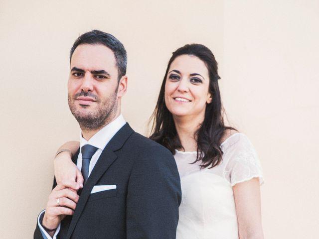 La boda de Angel y Cristina en Boadilla Del Monte, Madrid 18