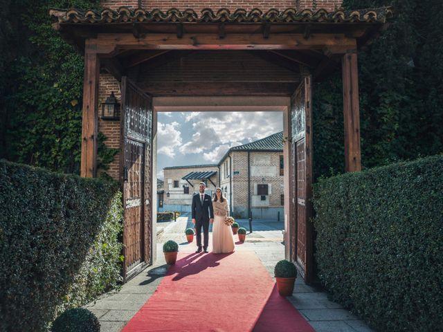 La boda de Angel y Cristina en Boadilla Del Monte, Madrid 19