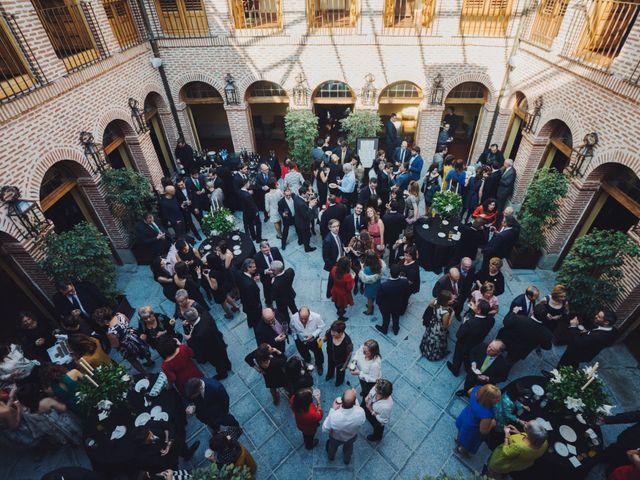La boda de Angel y Cristina en Boadilla Del Monte, Madrid 20