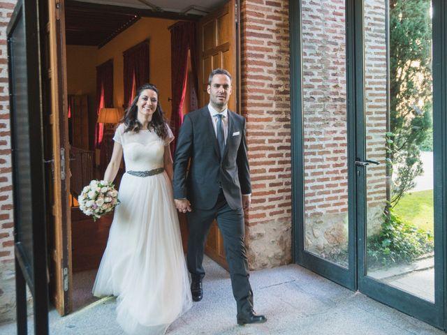 La boda de Angel y Cristina en Boadilla Del Monte, Madrid 22