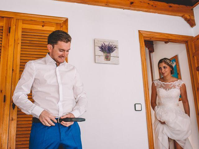La boda de Nicolás y Marie en Conil De La Frontera, Cádiz 16