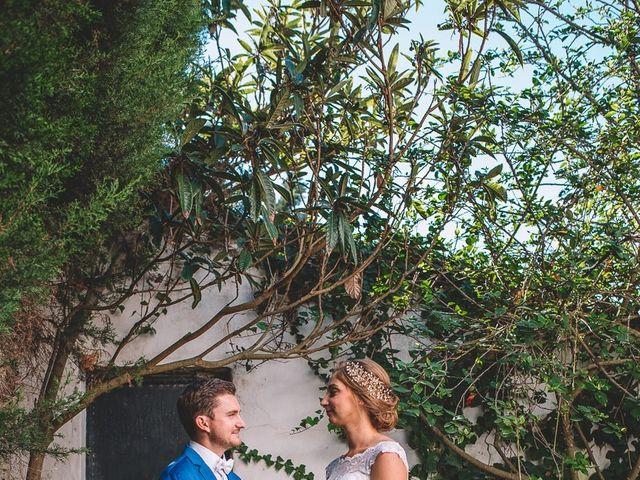 La boda de Nicolás y Marie en Conil De La Frontera, Cádiz 21