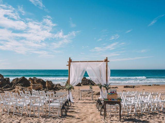 La boda de Nicolás y Marie en Conil De La Frontera, Cádiz 27