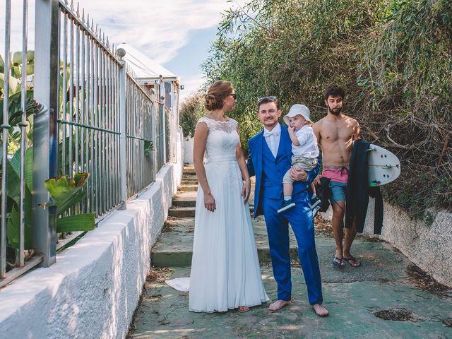La boda de Nicolás y Marie en Conil De La Frontera, Cádiz 34