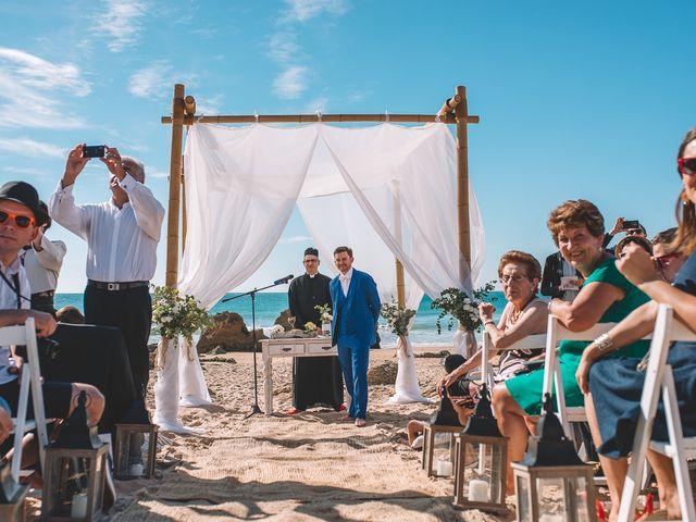 La boda de Nicolás y Marie en Conil De La Frontera, Cádiz 36