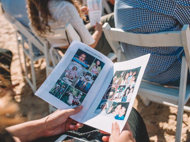 La boda de Nicolás y Marie en Conil De La Frontera, Cádiz 40