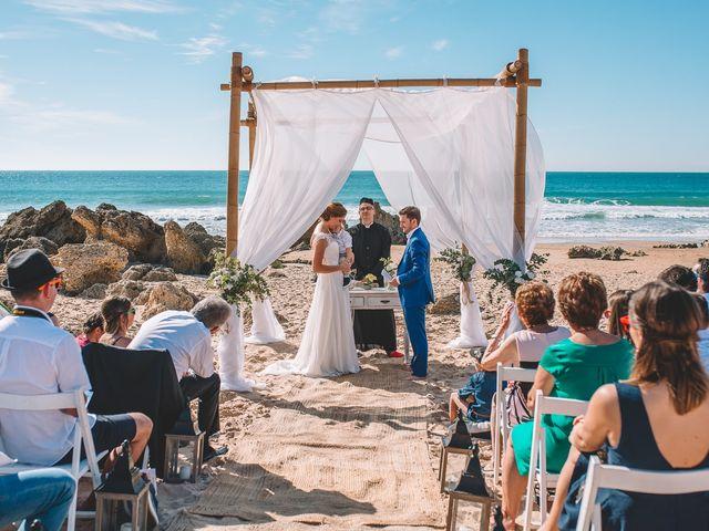 La boda de Nicolás y Marie en Conil De La Frontera, Cádiz 41