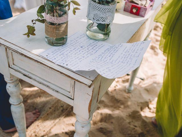 La boda de Nicolás y Marie en Conil De La Frontera, Cádiz 43