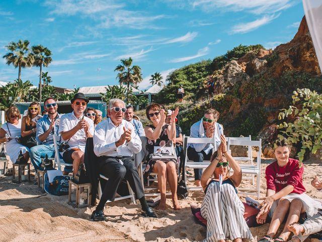 La boda de Nicolás y Marie en Conil De La Frontera, Cádiz 44