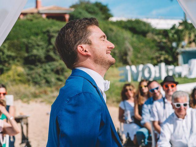 La boda de Nicolás y Marie en Conil De La Frontera, Cádiz 50