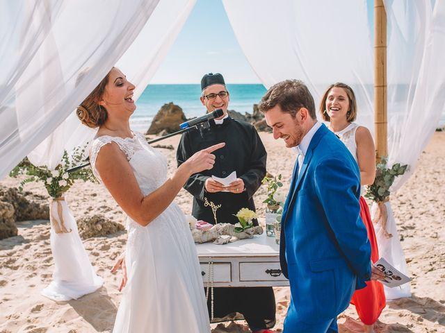 La boda de Nicolás y Marie en Conil De La Frontera, Cádiz 53