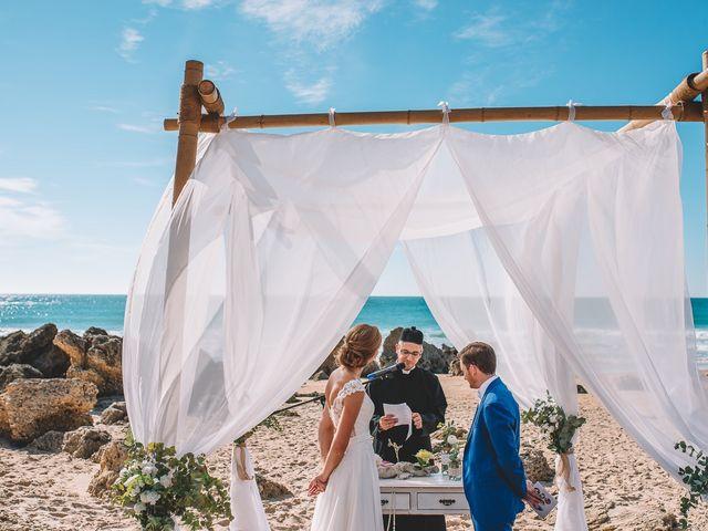 La boda de Nicolás y Marie en Conil De La Frontera, Cádiz 54