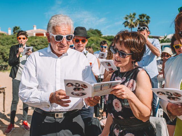 La boda de Nicolás y Marie en Conil De La Frontera, Cádiz 57