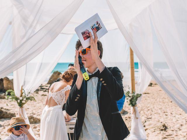 La boda de Nicolás y Marie en Conil De La Frontera, Cádiz 58