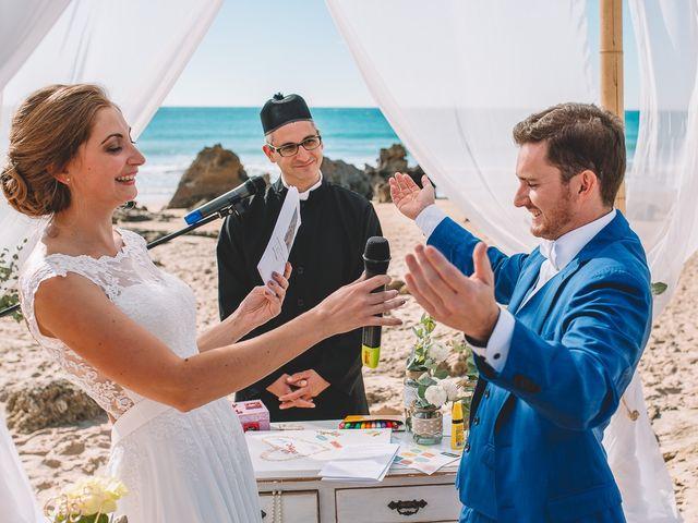 La boda de Nicolás y Marie en Conil De La Frontera, Cádiz 61