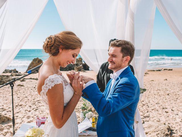 La boda de Nicolás y Marie en Conil De La Frontera, Cádiz 63