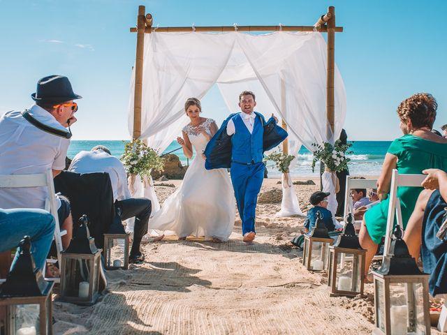 La boda de Nicolás y Marie en Conil De La Frontera, Cádiz 65