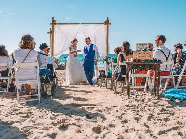 La boda de Nicolás y Marie en Conil De La Frontera, Cádiz 66